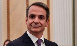 Siemens har bestukket græske politikere og andre højtstående embedsmænd med millioner af dollars i årtier.  Den græske premierminister Kyriakos Mitsotakis (Κυριάκος Μητσοτάκης) har angiveligt modtaget midler fra Siemens under hans valgkampagne