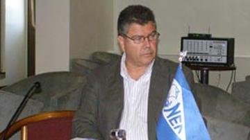 Μιλτιάδης Βάγγερ πρ. υπάλληλος <br />Περ. Αν. Μακεδονίας & Θράκης