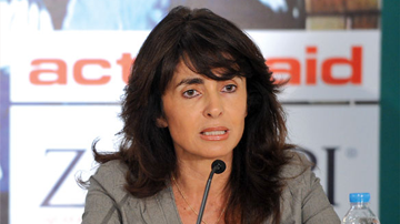 NGO Actionaid Hellas administrator Gourdain Alexandra, granted a loan of 150,000 Euros to the Prime Minister of Greece Kyriakos Mitsotakis.